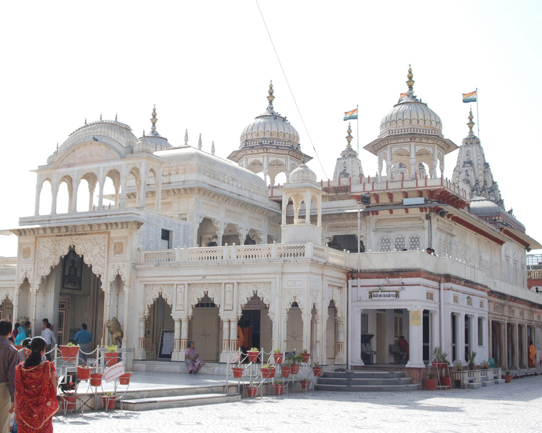 Jain Temple in Mahaveerji