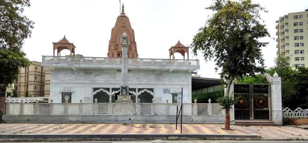 Jain Temple in Greater Noida