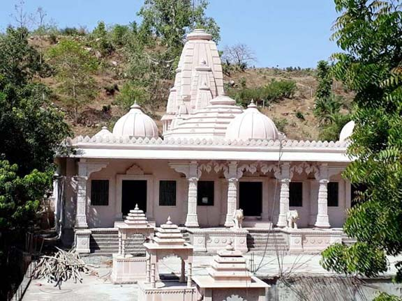 Jain temple in Udaipur